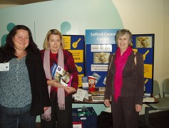 Carers Rights Day 2011 Barbara Keeley Helen & Char